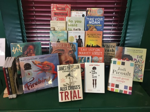 Race and social justice books 1